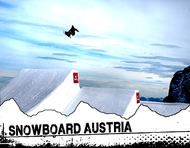Snowboard Austria 770x600